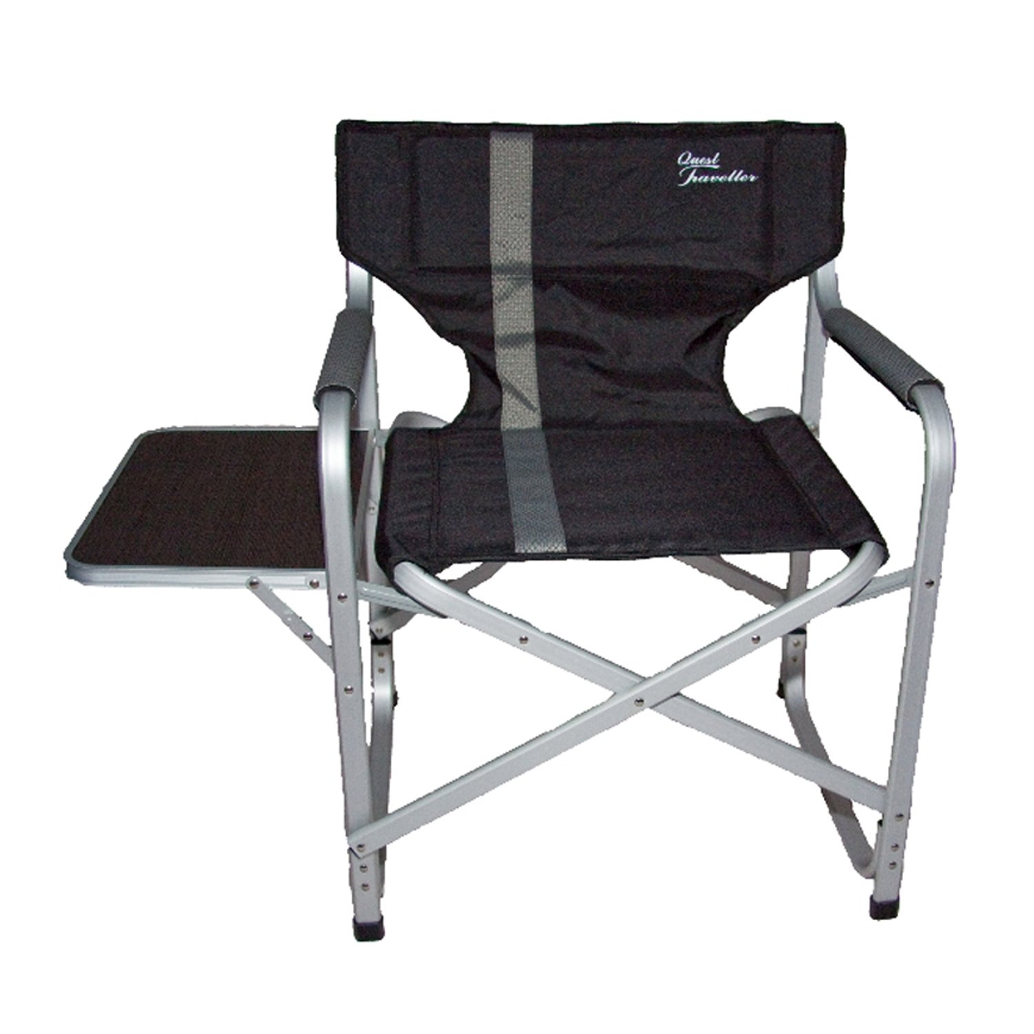 Quest Traveller Director Chair With yx Side Table Amazon