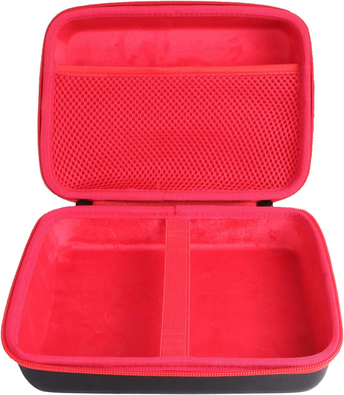 only case Carrying Case for Focusrite Scarlett Solo 3rd Gen USB Audio Interface by Aenllosi
