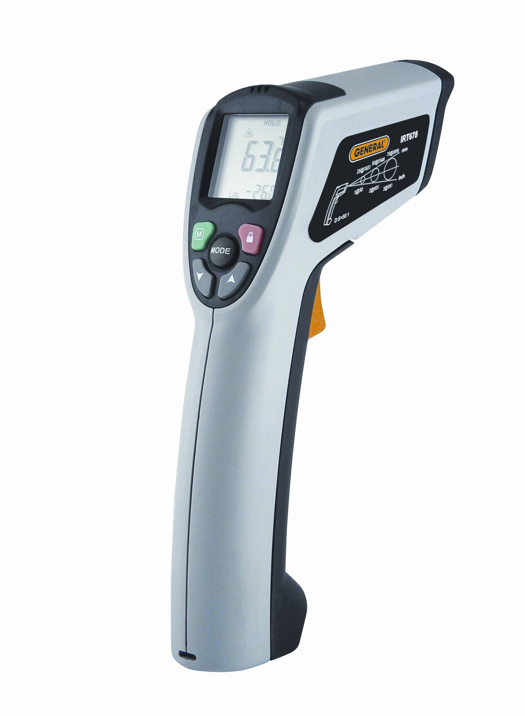 General Tools IRT670 Infrared Thermometer