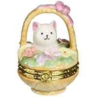 Image of A Great Deal: Collectible Kitten Hinged Trinket Box