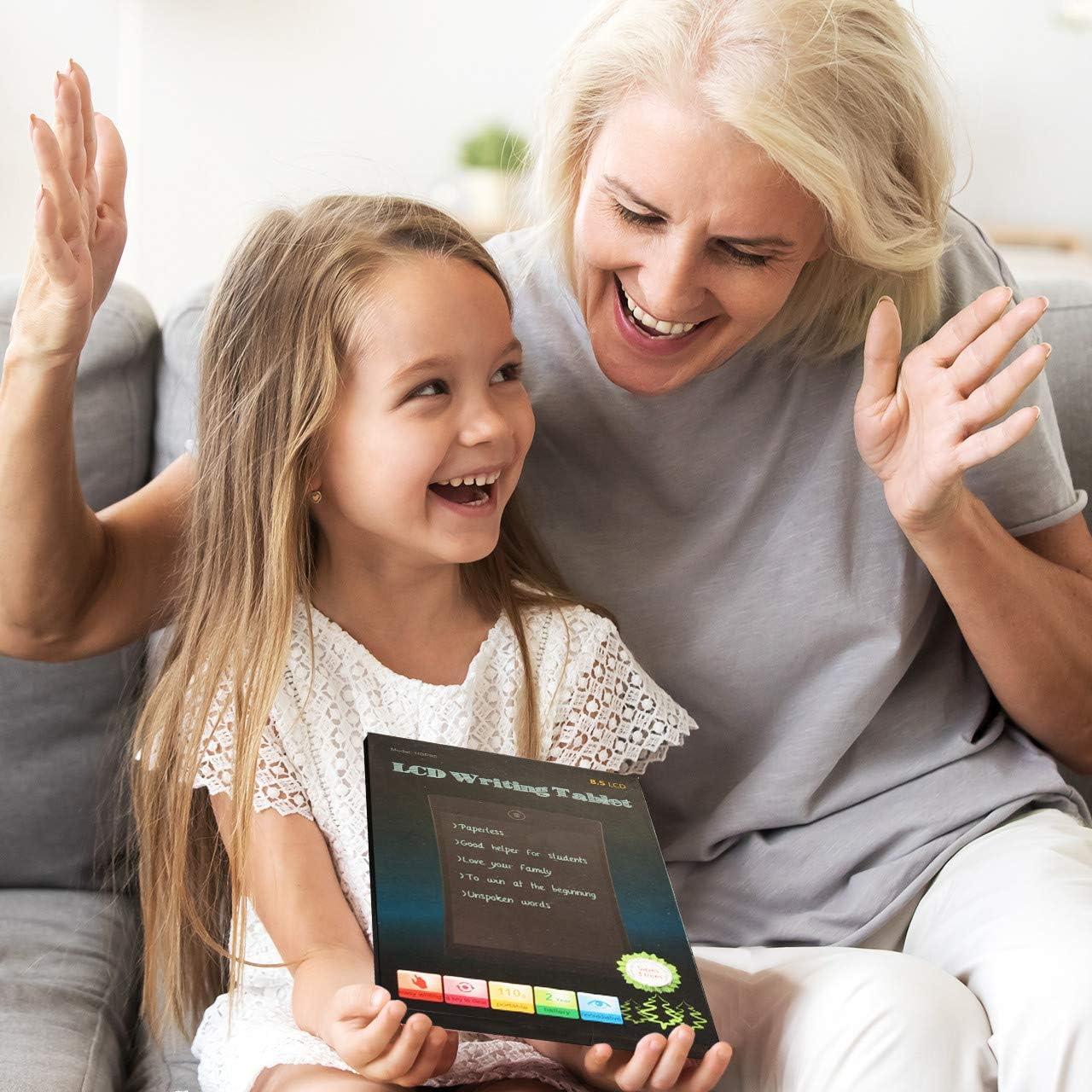Geschenke f/ür Kinder EUTOYZ Bunte LCD Schreibtafel 8,5 Zoll
