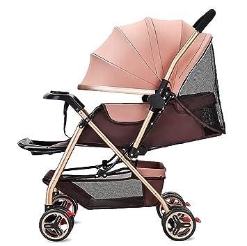 Strollers DD Bicicleta de bebé El Cochecito Plegable para ...