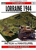 Lorraine 1944, Steven J. Zaloga, 1841760897