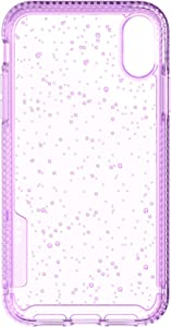 tech21 - Pure Soda Case - for Apple iPhone XR - Orchid