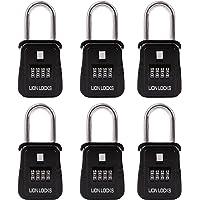 LOEWE kilitler 1500anahtar kutusu Realtor Lock Box 10000kombinasyon ile, 1500