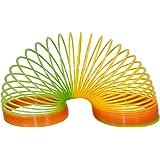 Promobo - Jouet Enfant Ressort Magique Fluo jeu Ondamania Slinky