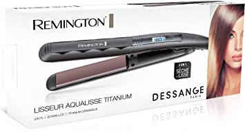 Fer à lisser REMINGTON S7205ds | E.Leclerc High Tech