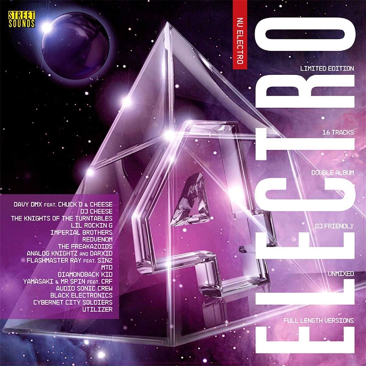 Vol. 4-Nu Electro [12 inch Analog]                                                                                                                                                                                                                                                                                                                                                                                                <span class=