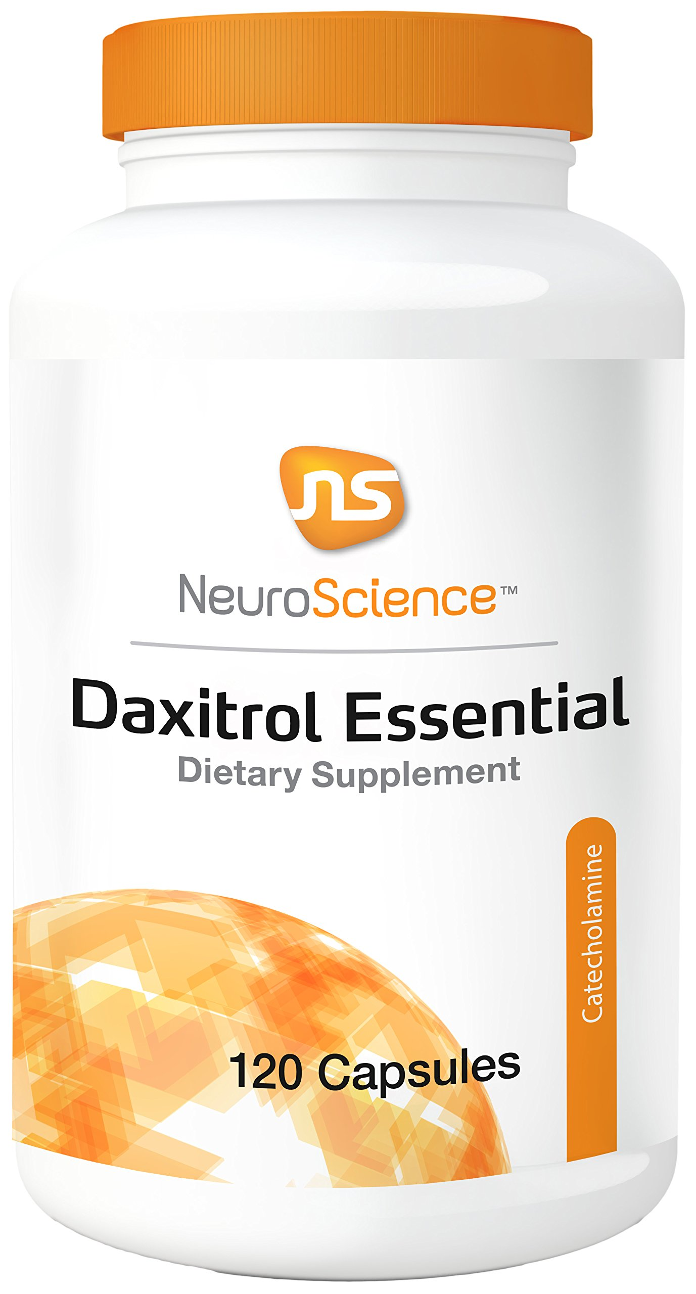 NeuroScience Daxitrol Essential - Support Craving Reduction with Forskolin Extract, Green Tea and L-phenylalanine (120 Capsules)