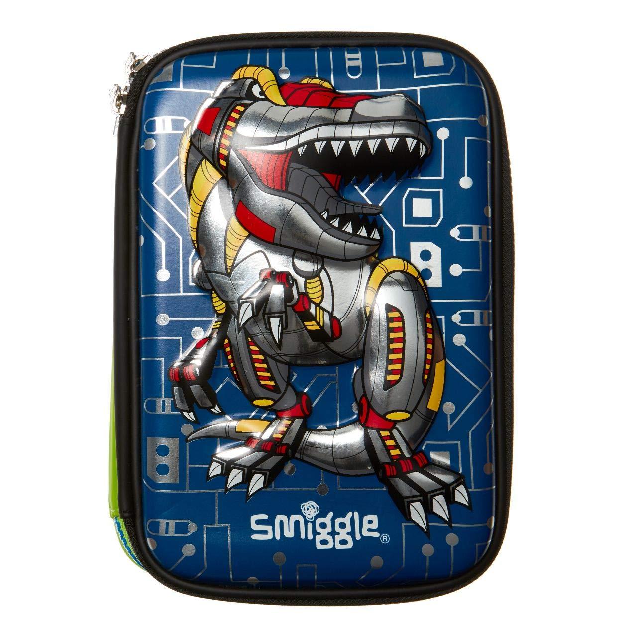 Pencil Bag,Dinosaur Pencil case for Preschool Students Boys Girls