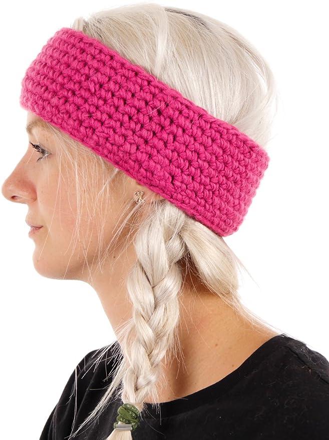 CMP Damen Strickstirnband 5533028 Stirnband