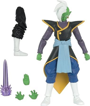 Dragon Ball Super Stars Series 4 Zamasu Figure Goku Black Saga BAF Fused Zamasu