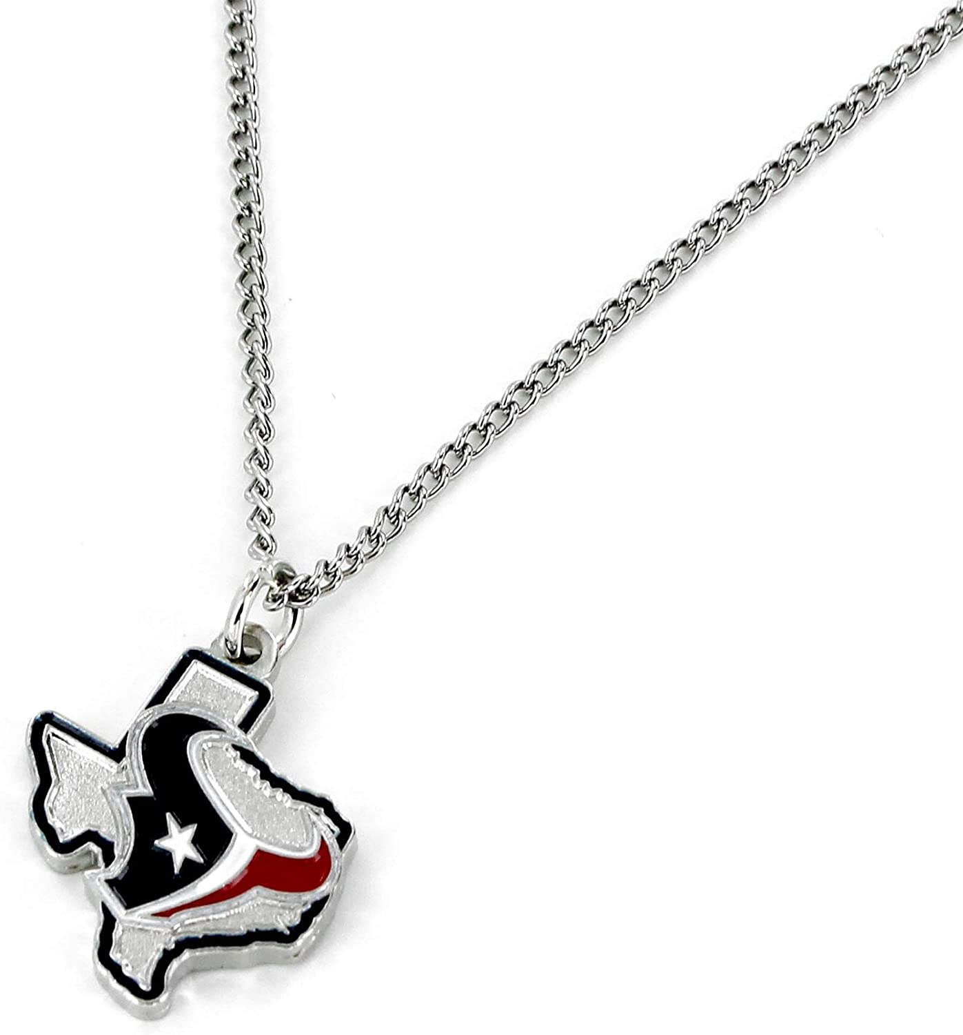 aminco NFL Atlanta Falcons Home State Necklace