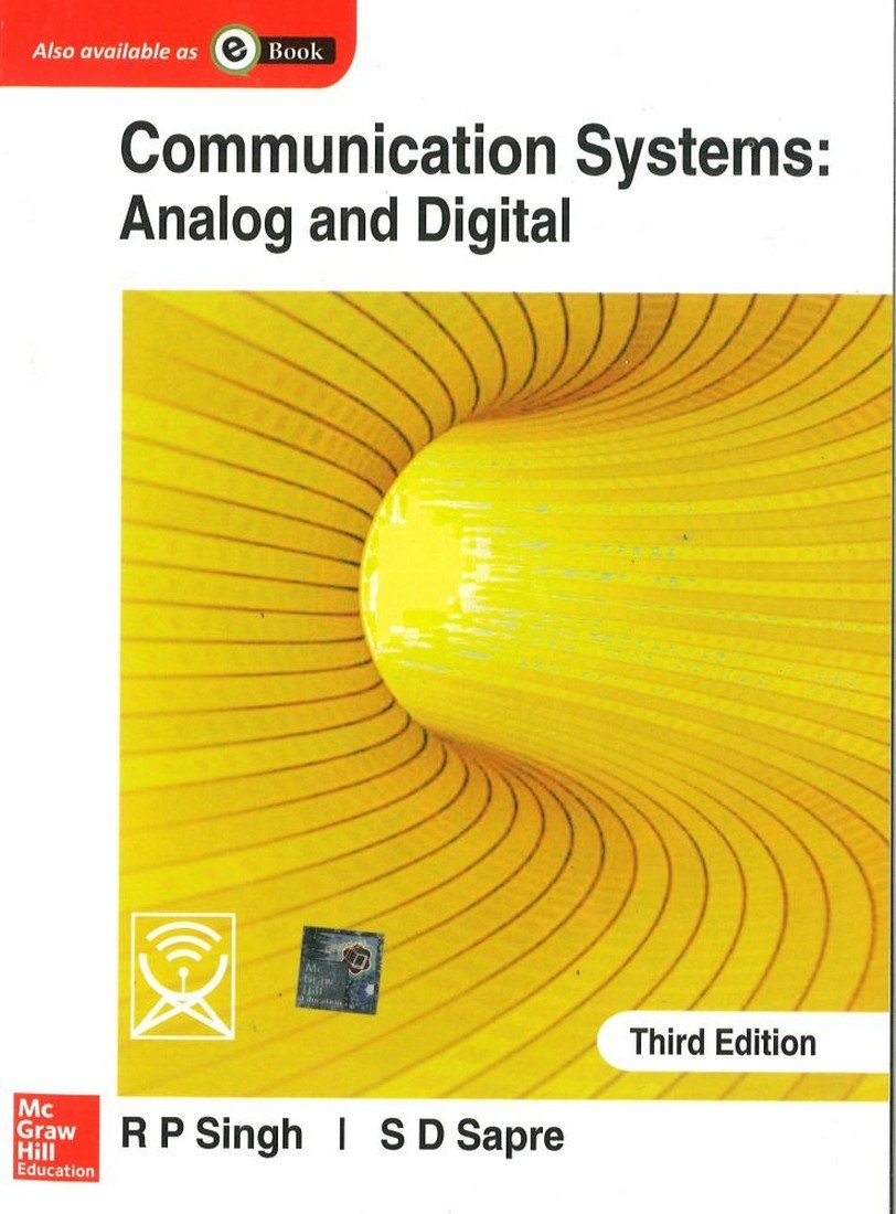 Buy Communication Systems: Analog and Digital Book Online at