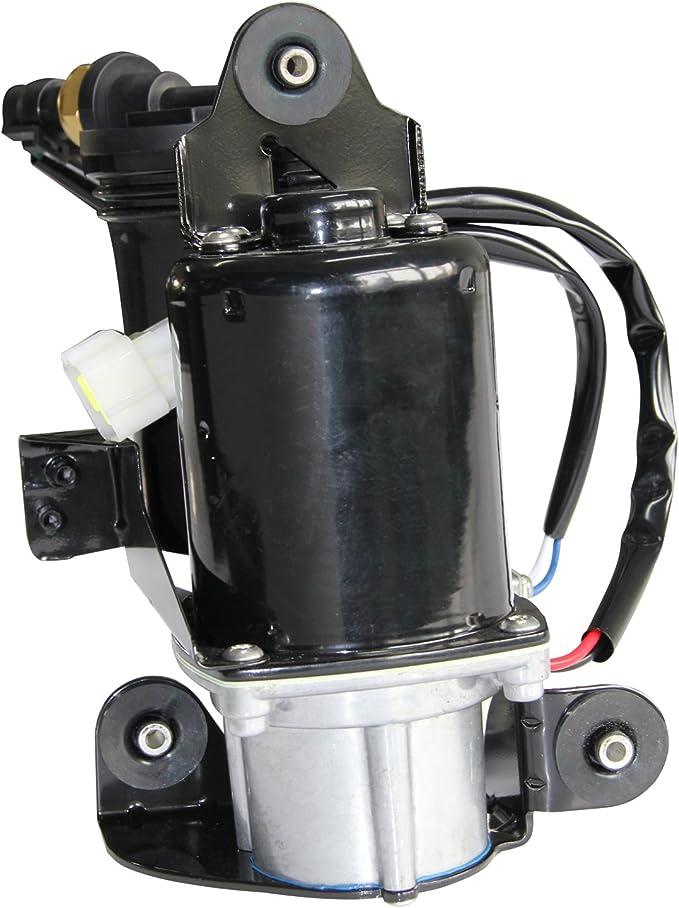 Docas Air Suspension Compressor Air Pump for 2000-2014 Chevy Truck Tahoe Yukon
