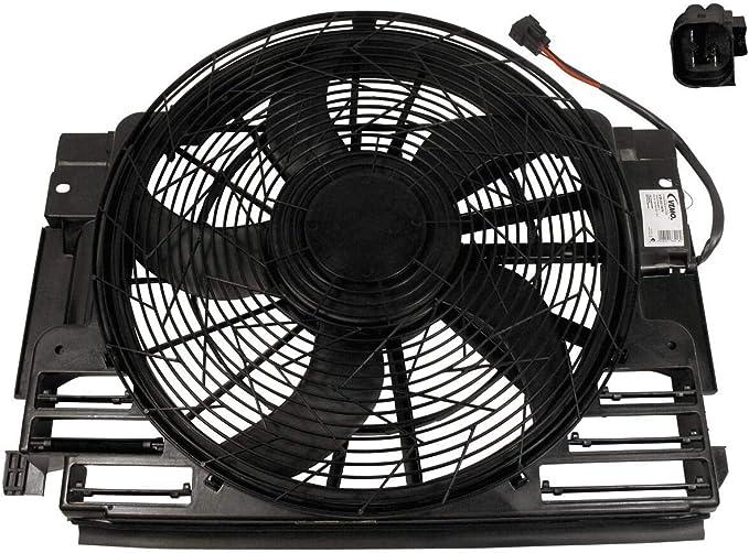 Vemo V20-02-1076 Ventilador, condensador del aire acondicionado: Amazon.es: Coche y moto