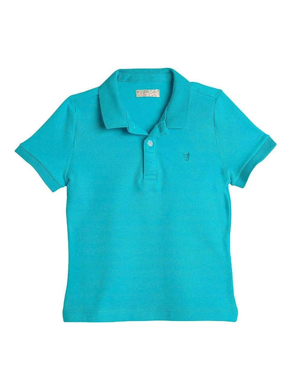 OFFCORSS Toddler Boy Cotton Polo T Shirt Camisa Camisetas Tipo Polo para Niñ os