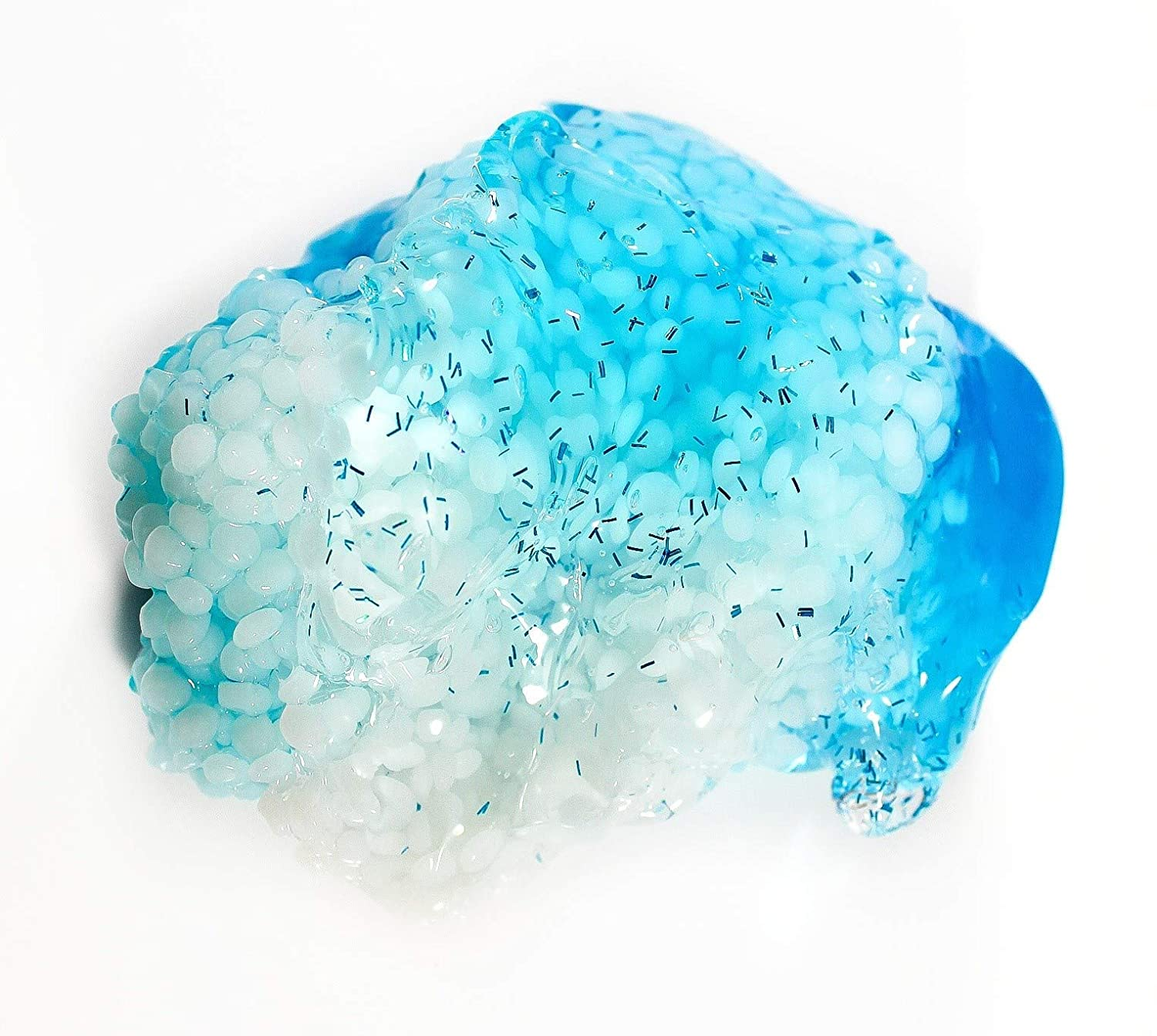 Gift Idea Party Favor Stress Relief Scented Slushie Slime Snow Queen