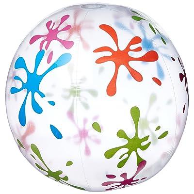 "48"" Splash Beach Ball: Toys & Games"