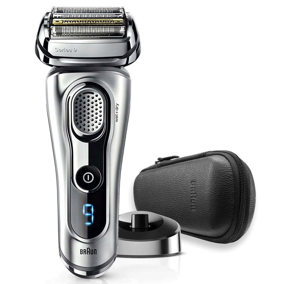 Braun Series 9 9260PS Men's Electric Wet & Dry Foil Shaver with Charging Stand Braun Personal Care 188223