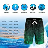 APTRO Men's Swim Trunks with Pockets Quick Dry 4