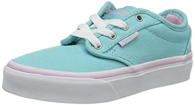 fc378b4fc870ec Vans Girls  My Atwood Low-Top Sneakers  Amazon.co.uk  Shoes   Bags