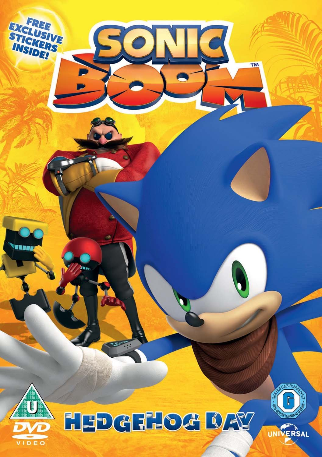 Amazon Com Sonic Boom Volume 2 Hedgehog Day Movies Tv