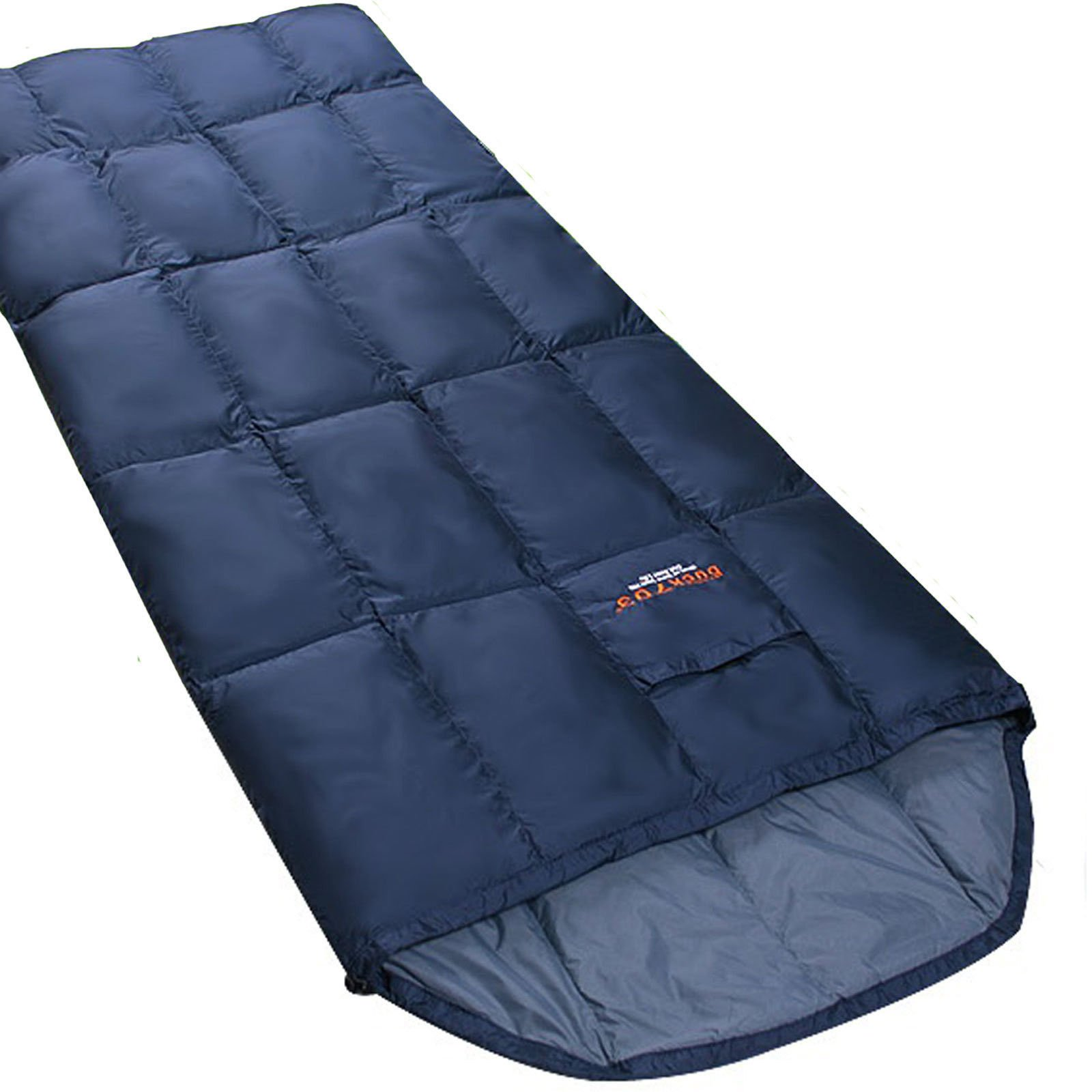 Ultralight 350G Down Sleeping Bag 0 Backpacking Compact Camping by Sleeping Bag