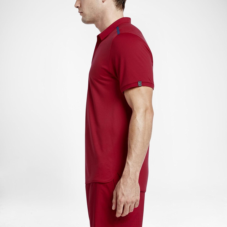 Nike Court Roger Federer 843849-687 SZ® - Polo de Tenis para ...