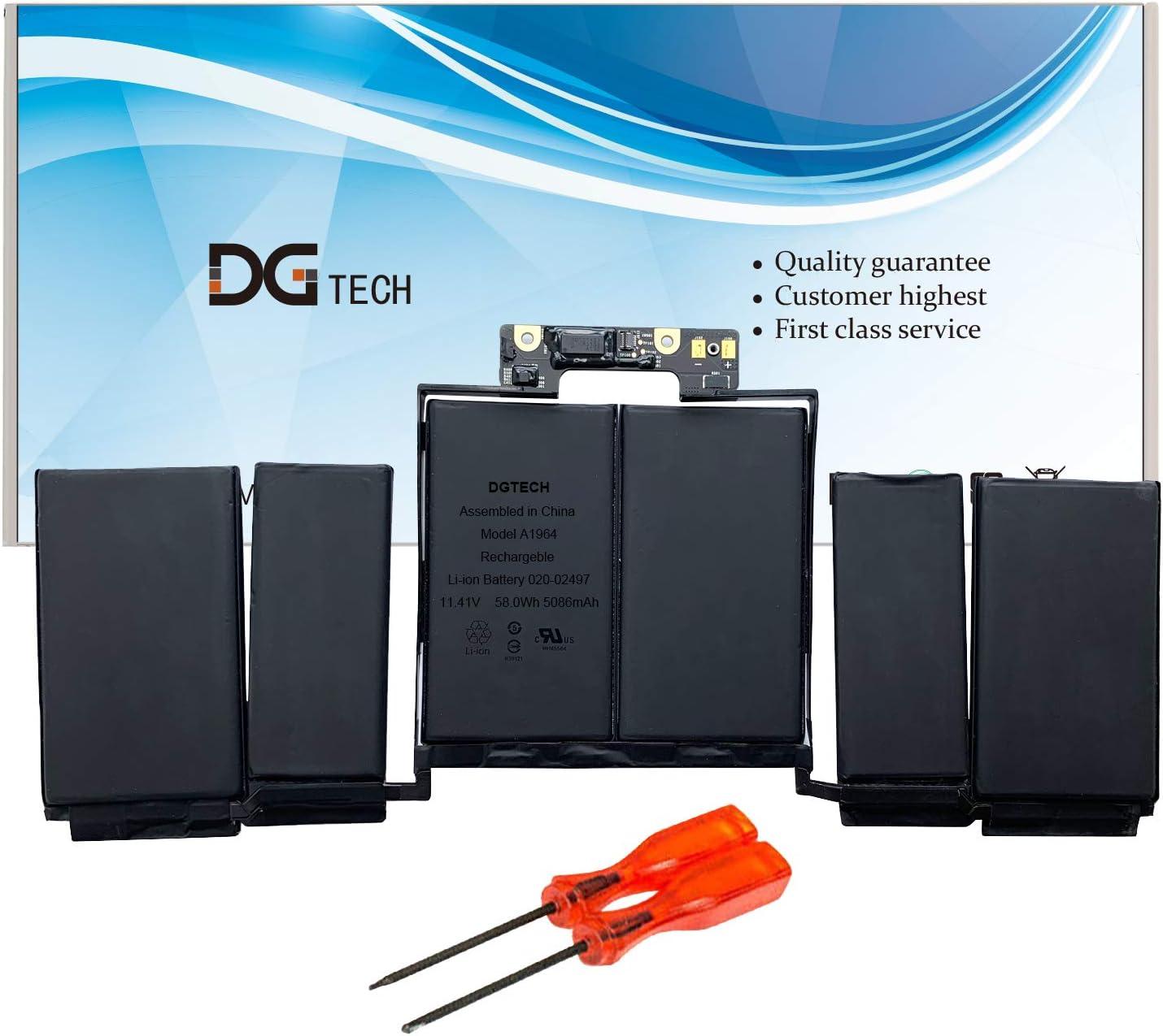 DGTECH A1964 Replacement Battery for Apple MacBook Pro 13