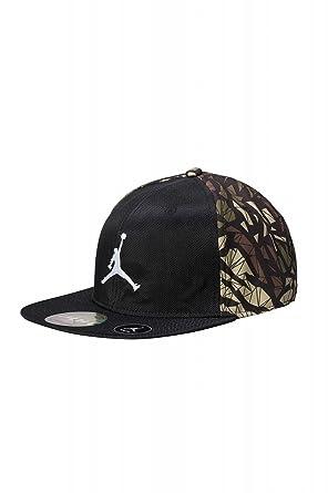 ever popular sale online wholesale sales NIKE Air Jordan Youth Jumpman Mütze Kinder Snapback-Cap Basecap Schwarz  9A1590-023