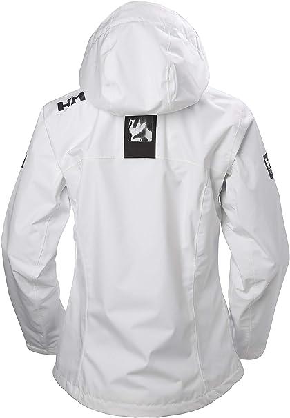 Helly Hansen Women S Crew Hooded Midlayer Fleece Lined Waterproof Windproof Breathable Rain Coat Jacket Amazon Ca Clothing Accessories