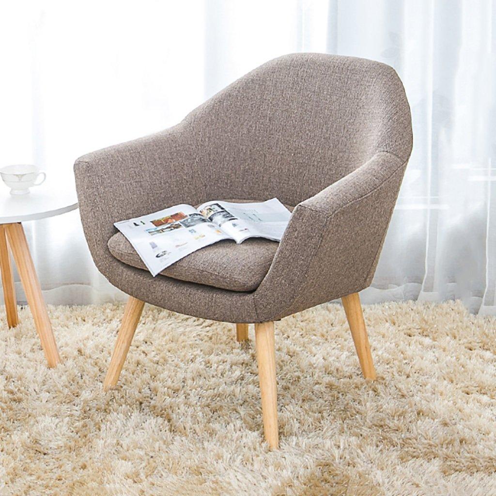 LIANGJUN 怠惰なソファの椅子組み立てられたベッドルームの読書リビングルームバルコニー7色、72 * 56 * 76cm ( 色 : 3# ) B07BCY2954 3# 3#