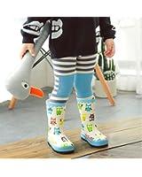 Ec Kids Toddler Girl Tight Stretch Pantyhose Tights Dot Stripe Stocking