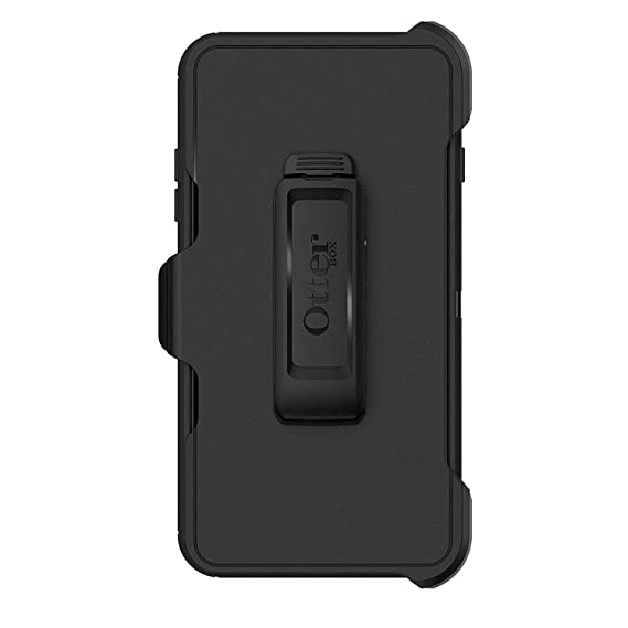 on sale 1ed1d 4e503 OtterBox Defender Series Holster Belt Clip Replacement for Apple iPhone 7  PLUS 5.5in Case - Black (Renewed)