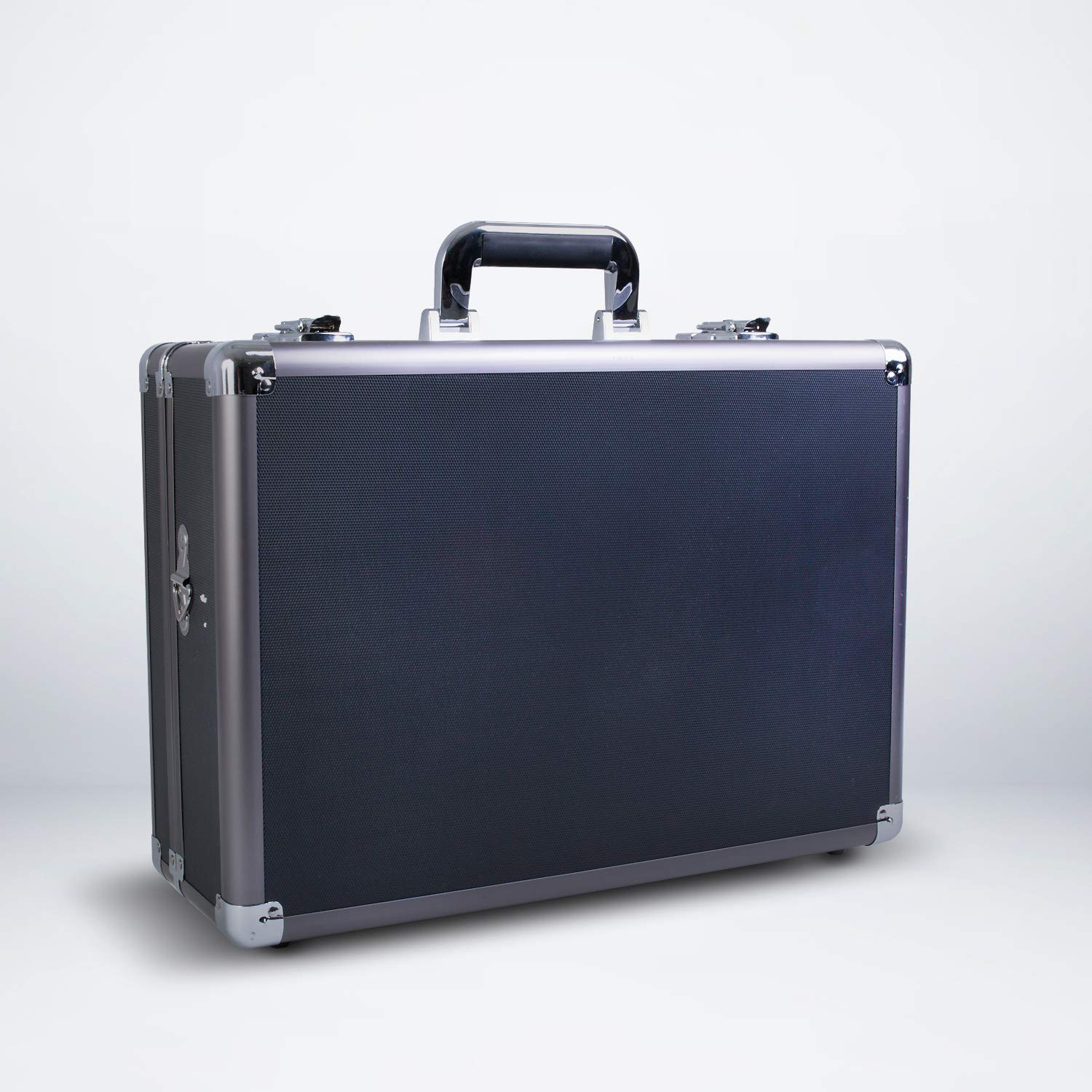 Zeikos ZE-HC36 Deluxe Medium Hard Shell Case With Extra Padding Foam For Cameras - Travel, and Storage Case Camera, Gear, Equipment, and Lenses - Canon, Nikon, Sony Alpha and Many More DSLR Cameras