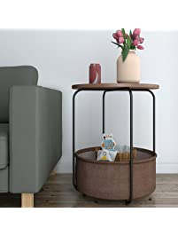 Lifewit Round Large Side Table ...