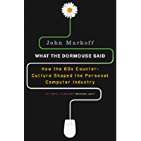 What the Dormouse Said: How the Sixties Counter culture Shaped the Personal Computer Industry: How the Sixties Counterculture Shaped the Personal ComputerIndustry