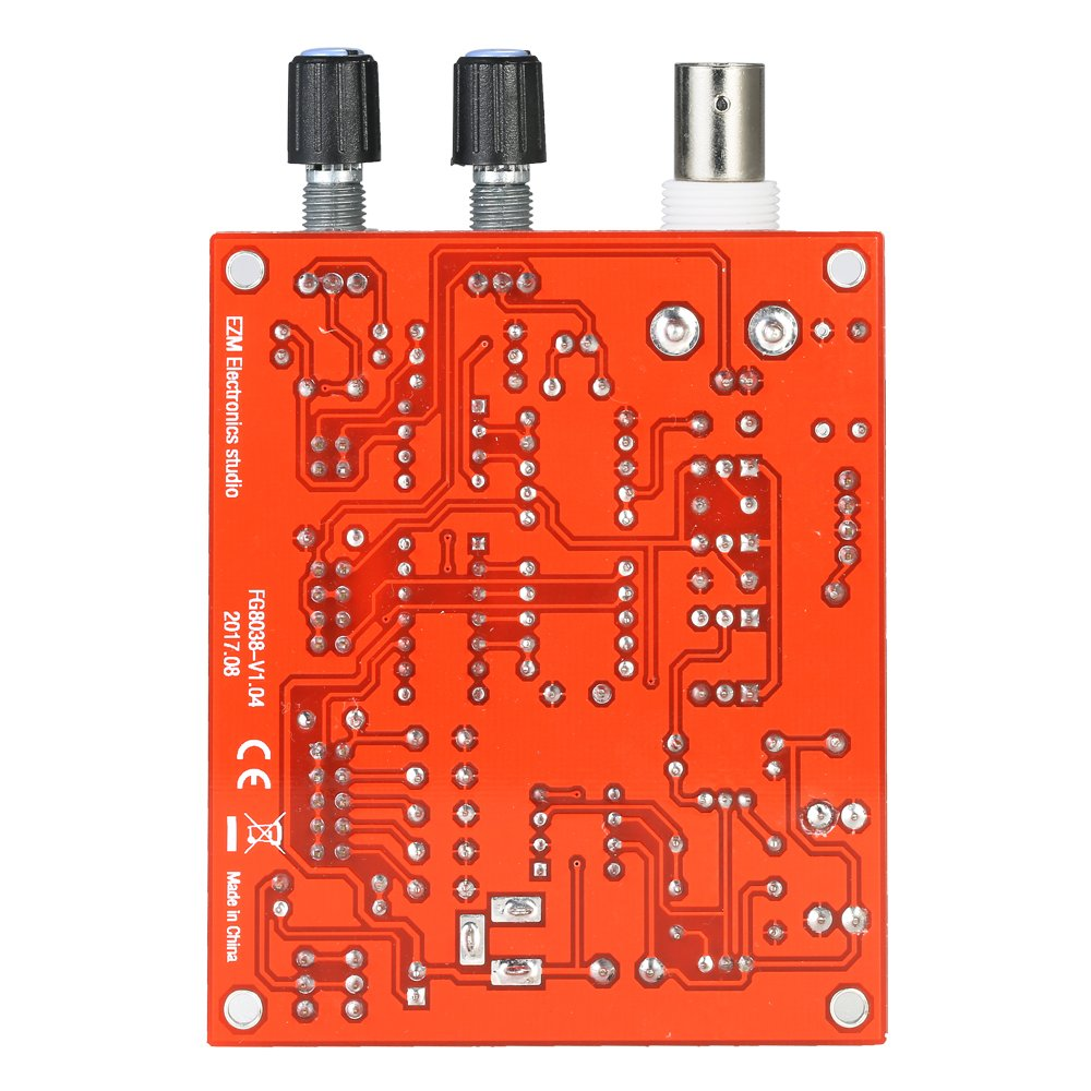 Generator Fg8038 Icl8038 Kkmoon Adjustable Signal High Frequency Waveform Precision Function
