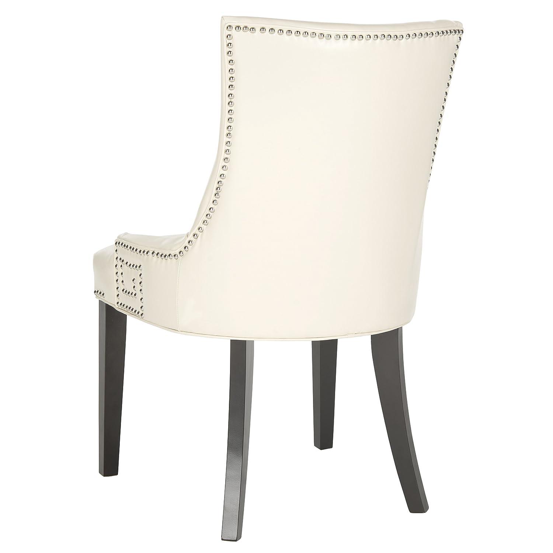 Elegant Amazon.com   Safavieh Mercer Collection Gretchen Side Chair, Flat Cream,  Set Of 2   Chairs
