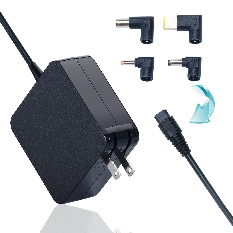 AWS POW Fuente de alimentación del Ordenador portátil 65W ...