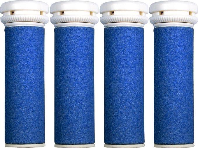 6 opinioni per Rulli a Grana Extra Grossa di Ricambio compatibili con Emjoi Micro Pedi (pacco