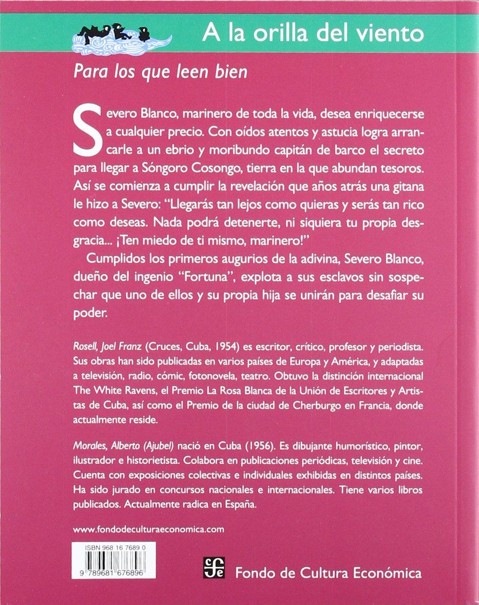 La leyenda de Taita Osongo (A La Orilla Del Viento) (Spanish Edition): Rosell Joel Franz, Fondo de Cultura Economica: 9789681676896: Amazon.com: Books