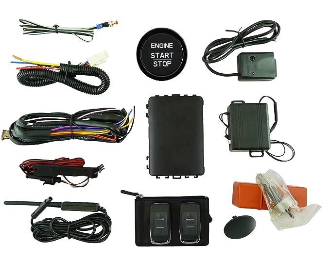Amazon.com: Sistema de Smart clave universal con mando a ...