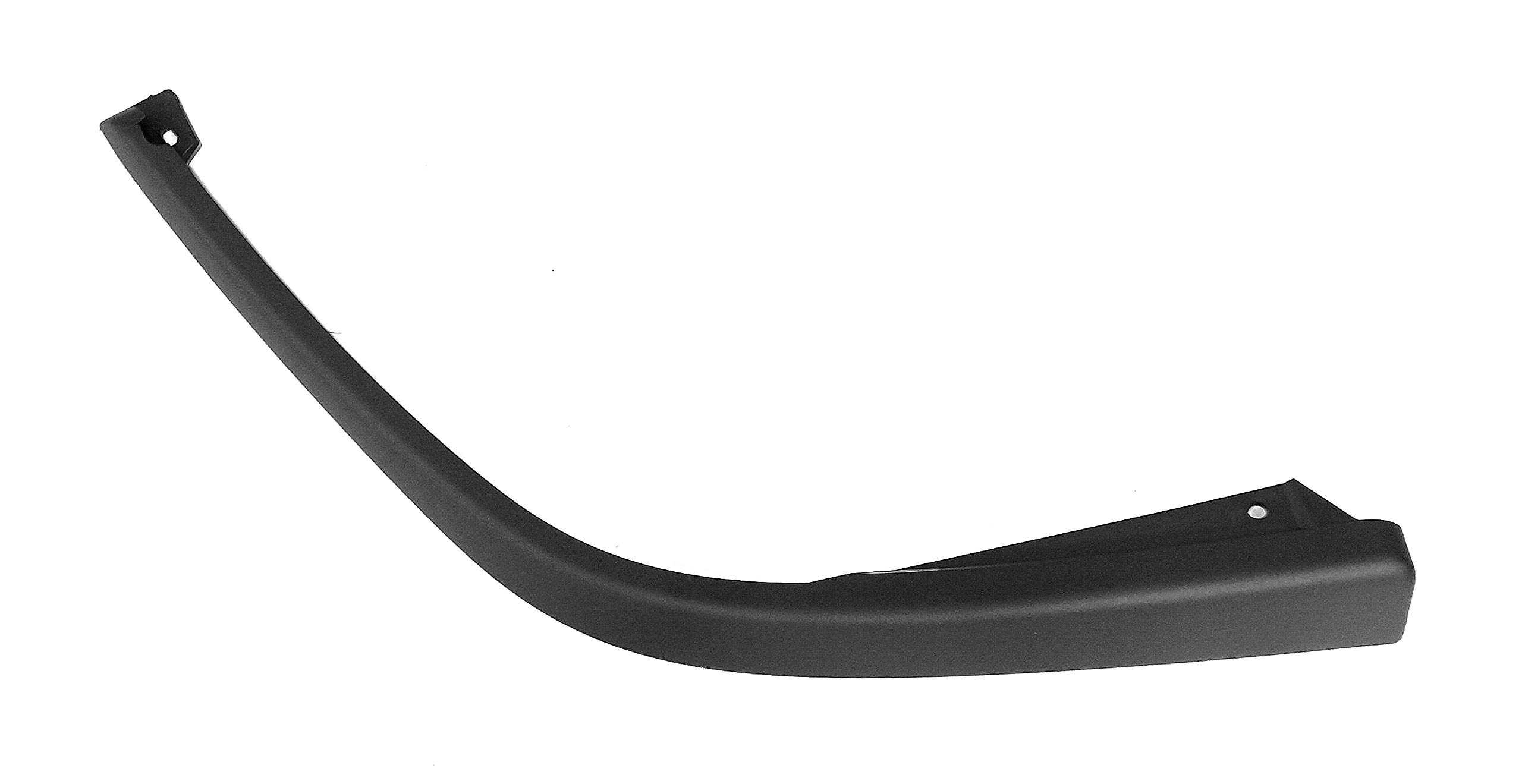 Saab Original 9-5 Right Side Front Spoiler - Black 4561007