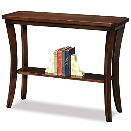Charmant Leick Furniture Boa Collection Solid Wood Hall Console Table