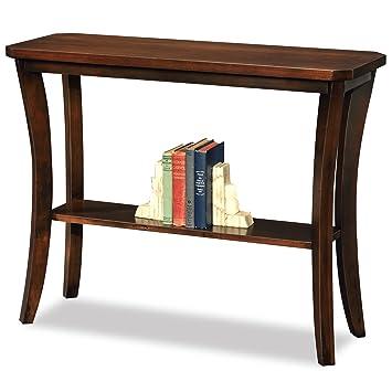 Amazon.com: Leick muebles Boa salón soporte, Madera Noble ...