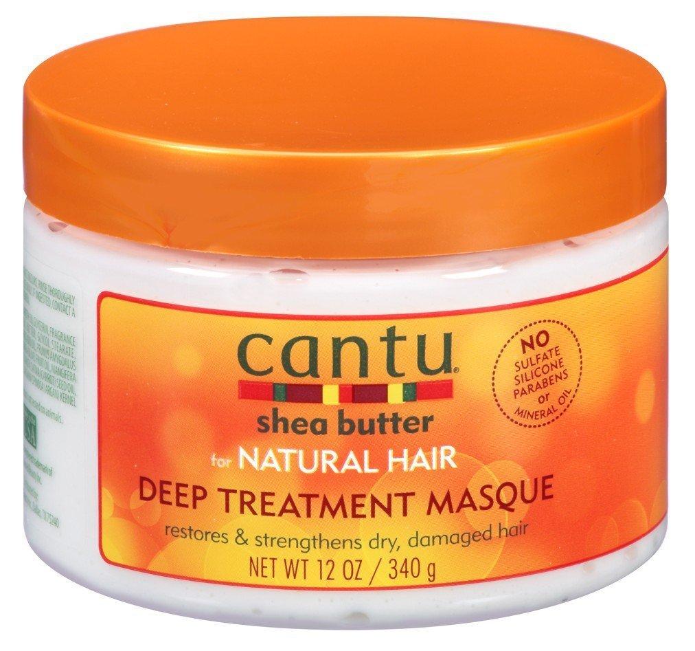 Cantu Natural Deep Treatment Masque, Shea Butter 340 g 0040