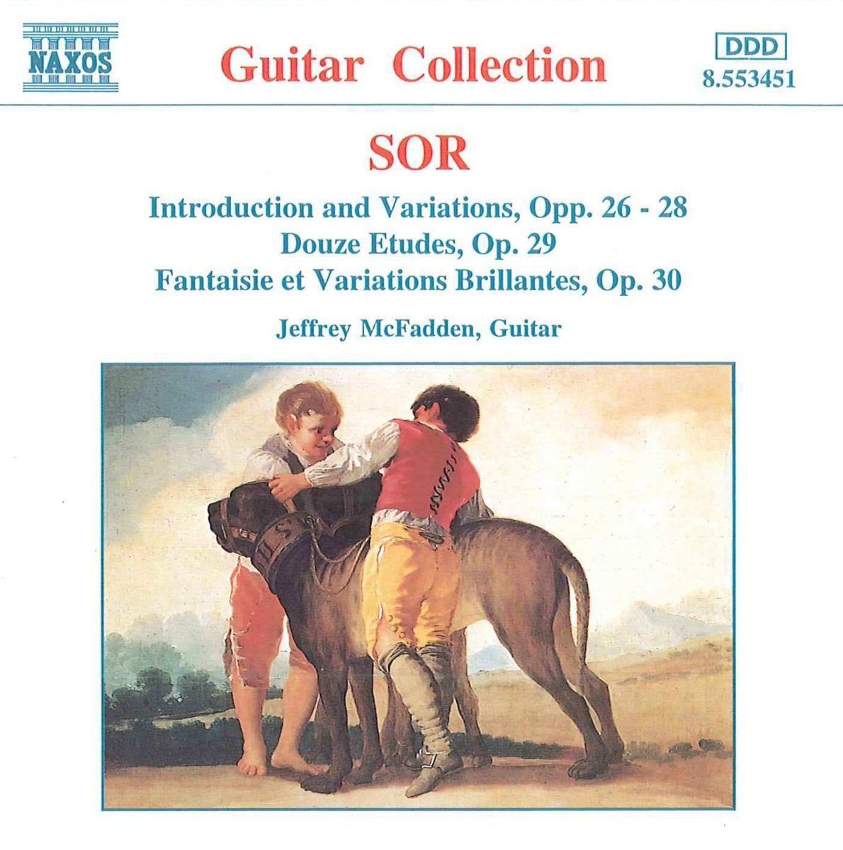 Fernando Sor, Jeffrey Mcfadden  Sor:plete Guitar Music, Vol 7   Amazon Music