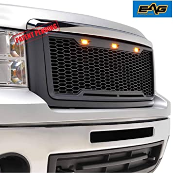 New Front Hood Molding Direct Replacement Fits 2007-2013 GMC Sierra